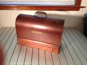 1936 Singer Electric Sewing Machine