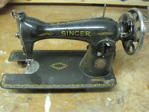 Older Singer Sewing machine $20 or trade for something ??????