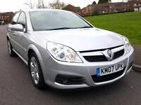 Vauxhall/Opel Vectra 3.0CDTi V6 24v Elite + AUTO + LEATHER + SAT NAV