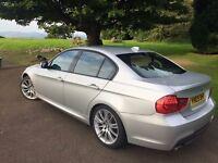 BMW 320d M Sport, 09. FSH £6500