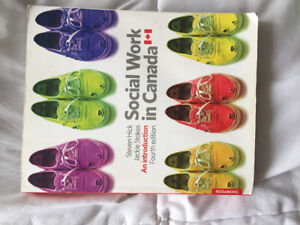 Social Work in Canada- Fourth Edition Hick, Stokes