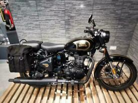 Royal Enfield Classic 500 Tribute Black IN STOCK NOW ONLY 2 LEFT