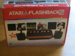 Atari Flashback 2 Classic Game Console - *New Price*