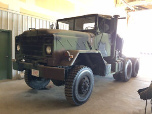 M931 6x6 Tractor 5 / 10 Ton truck