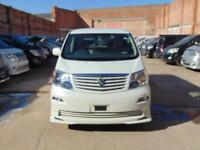 2005 TOYOTA ALPHARD Automatic 8 Seater MPV Both Electric Doors 27 mileag