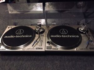 Turnable table AUDIOTECHNICA