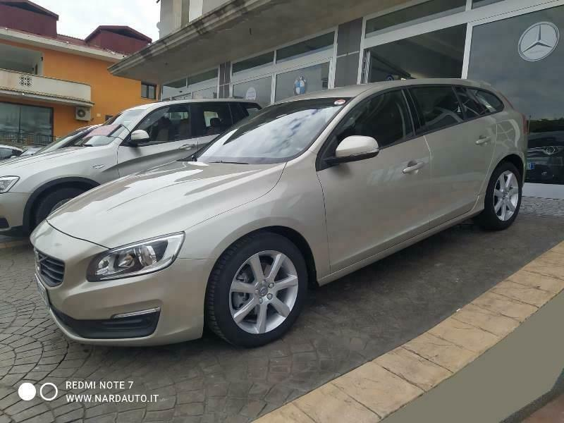 VOLVO V60 2.0 D3 Geartronic Kinetic