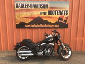 2015 Harley-Davidson FLSTFB - Softail Fat Boy Lo
