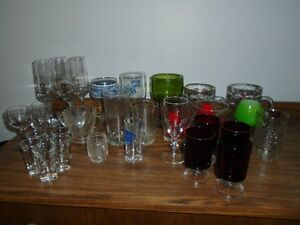 OLD GLASSWARES #2 Kitchener / Waterloo Kitchener Area image 1