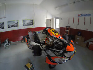 CRG Black diamond go kart