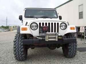 Looking for a complete front Dana 44 to fit a TJ
