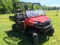 LIKE NEW 2011 POLARIS RANGER 800 XP (FINANCING AVAILABLE)
