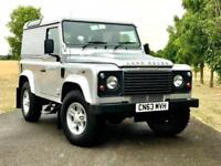 LAND ROVER DEFENDER 90 2.2TDci COUNTY HARD TOP