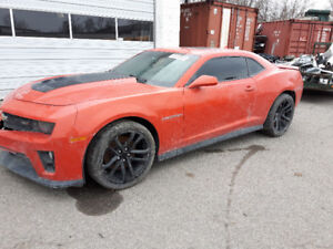 2013 Chevrolet Camaro zl1 Coupe (2 door)