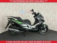KAWASAKI J125 J 125 SC 125 BGFA ABS SPECIAL ED LEARNER LEGAL 2016 16