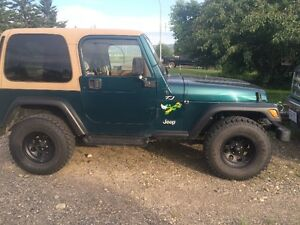 1995 Jeep TJ Other