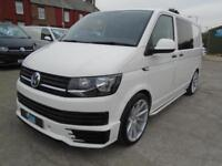 Volkswagen Transporter t6 2016 kombi van day van NOW RESERVED