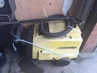 Karcher hds 550c hot pressure washer