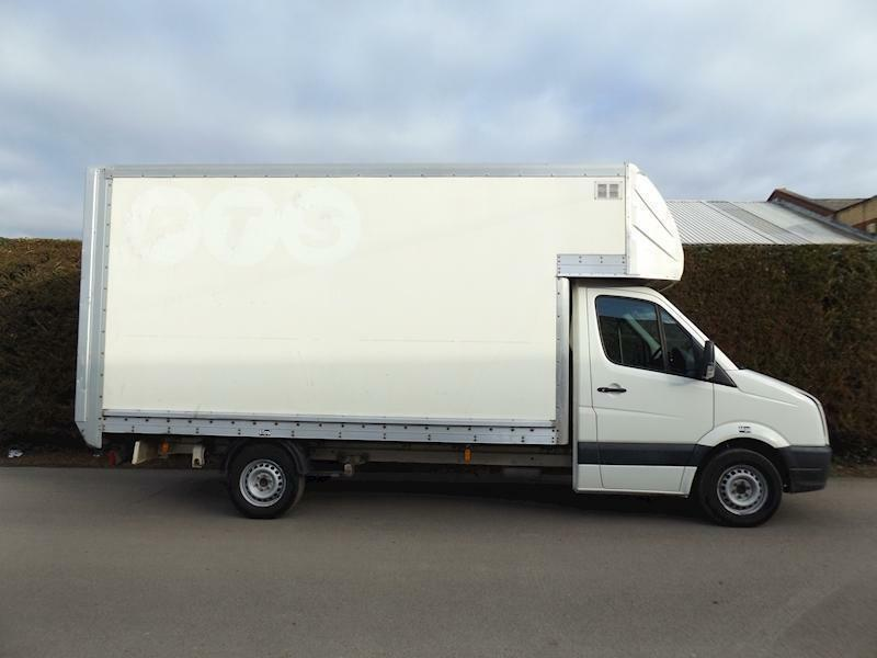 316d90768c 2007 Volkswagen Crafter CR35 2.5 LWB LUTON TAIL LIFT