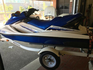 Sea Doo 2002 GTX - Perfect condition no scratches - low hours