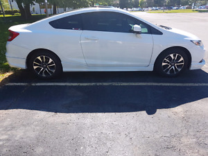 ** FINANCING TAKEOVER MINT 2013 HONDA CIVIC COUPE FULLY LOADED *