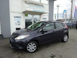 2012 Ford Fiesta SE Hatchback, Automatic, Heated Seats, Bluetoot