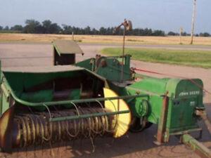 Wanted farm equipment