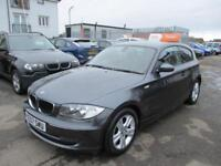 2007 BMW 1 Series 118 Hatch 3Dr 2.0d 143 M Sport 6 Diesel grey Manual