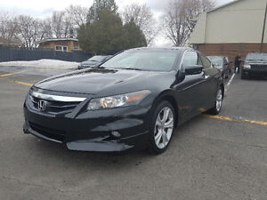 HONDA ACCORD EXL, 2012, V6, AUTOMATIQUE