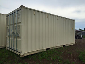 New & Used Containers (Sea Cans/Containers) for Sale 20ft & 40ft