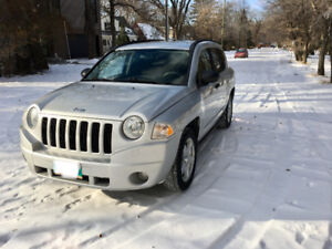 2008 Jeep Compass - Brand New Tires - Low KMS - Safetied