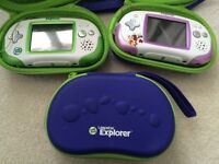 I have 3 leapster explorer gaming devices