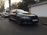 Audi A3 Sport 1.6 TDI £20 Tax