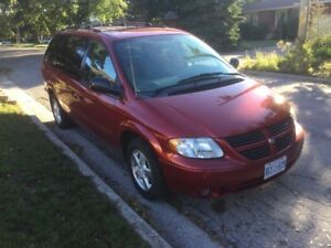 2007 Dodge Grand Caravan SXT Minivan - Simcoe