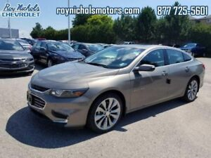2017 Chevrolet Malibu Premier  - Navigation -  Bluetooth -  Heat