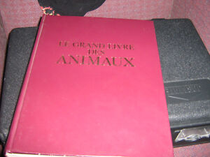 encyclopedie des grands animaux