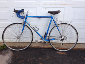 Antique Bianchi Road Bike