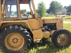 Ford 5550 backhoe parts