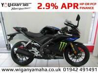 YAMAHA YZF-R125, 2020, 0 MILES MOTO GP MONSTER ENERGY REPLICA 125cc SPORTS...