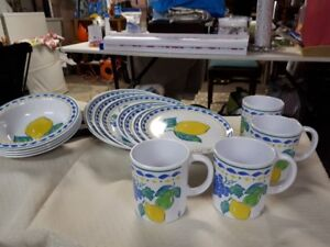 Dishes - Outdoor/Melamine