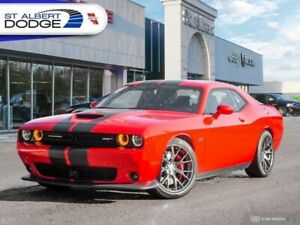 2017 Dodge Challenger SRT 392  NAVIGATION| HEATED/COOLED LEATHER