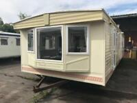 DOUBLE GLAZED & CENTRAL HEATED STATIC CARAVAN FOR SALE OFF SITE ONLY