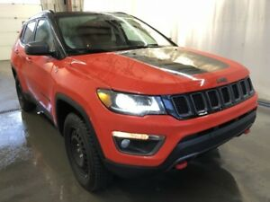 2018 Jeep Compass Trailhawk  W/ SAFETY TOW AND COLD WEATHER GAGE