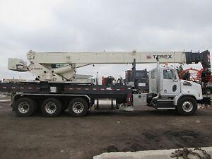 CraneWorks Terex 45 Ton Boom Truck Edmonton Edmonton Area image 2