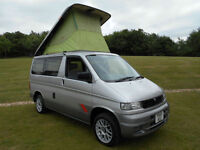 Mazda Bongo 2.5 AUTOMATIC Diesel 4 Birth,kitchen Camper with elevating roof