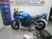 SUZUKI GSF650S-BANDIT. ONLY 8715 MILES. STAFFORD MOTORCYCLES LIMITED