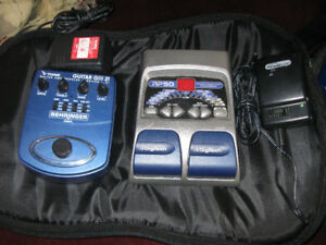 Guitar Pedals/ Sell/ Trade/ Hantsport area.