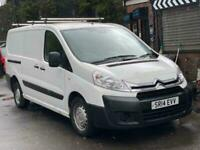 2014 Citroen Dispatch 2.0 HDi 1200 L2H1 Enterprise Panel Van 5dr Panel Van Diese