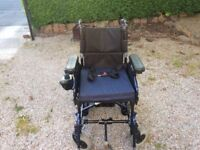 Mobility power chair New batteries
