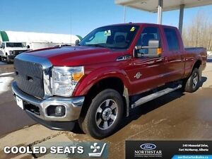 2014 Ford F-350 Super Duty Lariat   - Leather Seats -  Heated Se